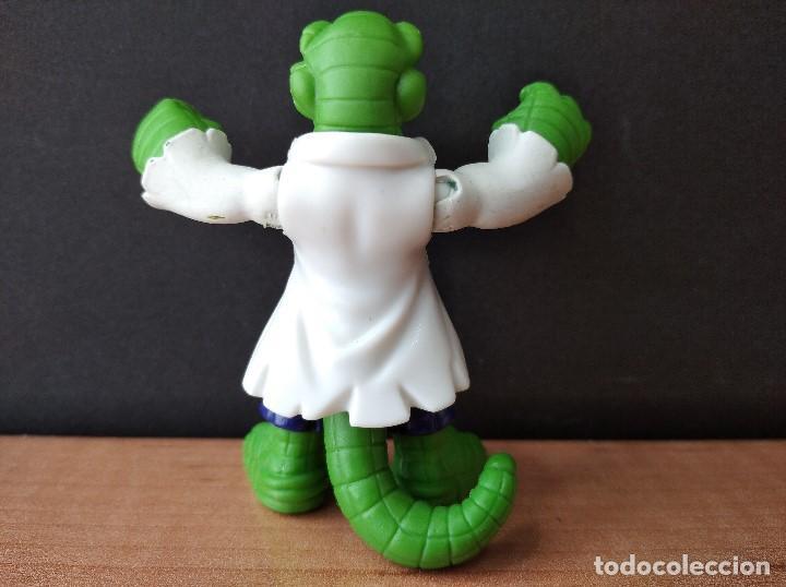 Figuras y Muñecos Marvel: FIGURA MARVEL HOMBRE LAGARTO-7cm aprox.-HASBRO-2011-VER FOTOS-B1-V1 - Foto 5 - 196348895