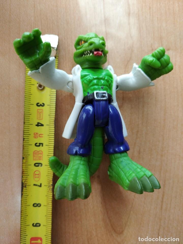 Figuras y Muñecos Marvel: FIGURA MARVEL HOMBRE LAGARTO-7cm aprox.-HASBRO-2011-VER FOTOS-B1-V1 - Foto 9 - 196348895