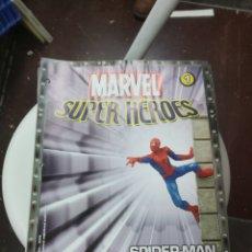 Figuras y Muñecos Marvel: SUPER HEROES MARVEL. 40 VOL. PLANETA DEAGOSTINI. 2004. NO CONTIENE FIGURAS. Lote 196775021