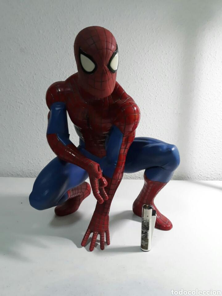 FIGURA SPIDERMAN DE PLASTICO DURO GRAN TAMAÑO (Juguetes - Figuras de Acción - Marvel)