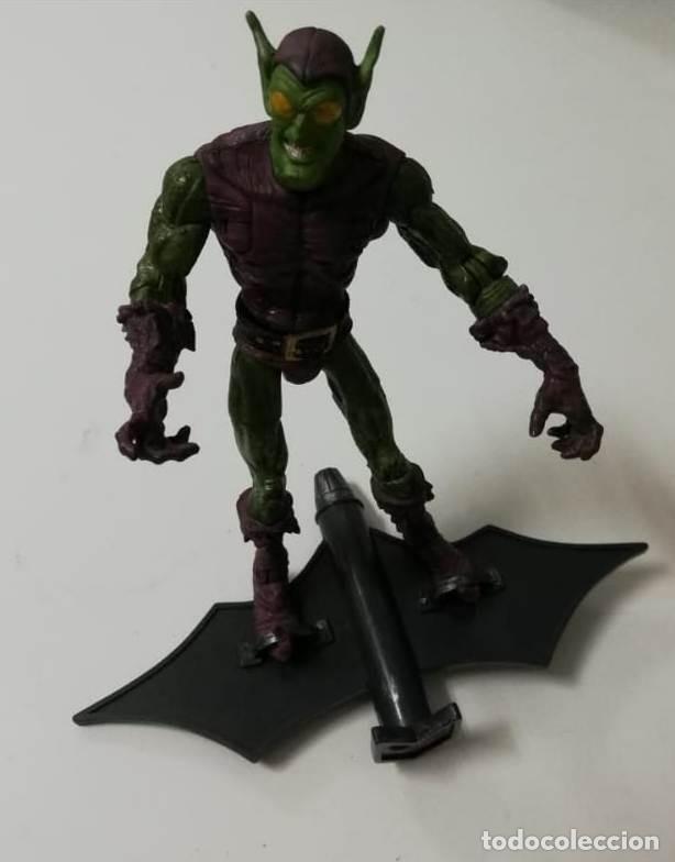 MARVEL LEGENDS GREEN GOBLIN DUENDE VERDE (Juguetes - Figuras de Acción - Marvel)