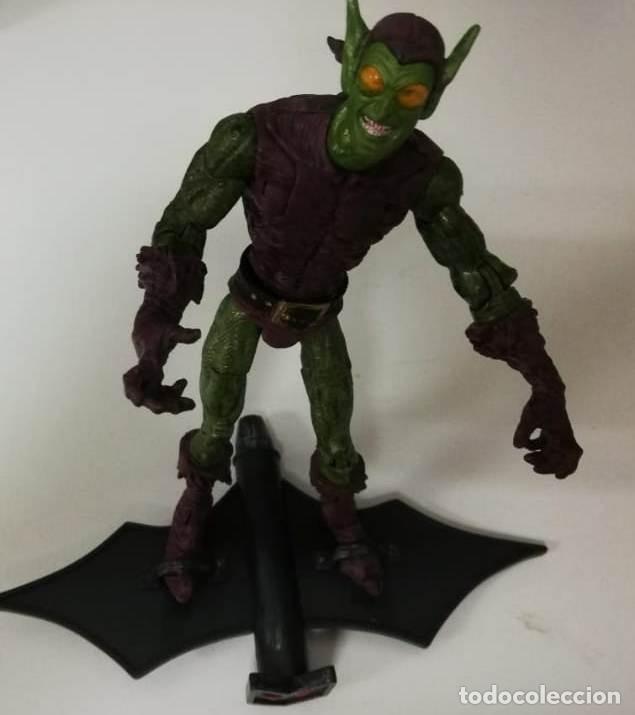 Figuras y Muñecos Marvel: Marvel Legends Green Goblin Duende Verde - Foto 2 - 198461922