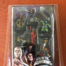 Figuras y Muñecos Marvel: HEROCLIX PACK MARVEL GALACTIC GUARDIANS ANNIHILATORS FAST FORCES. Lote 198902326