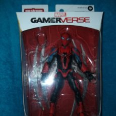 Figuras y Muñecos Marvel: SPIDER-MAN FIGURA SPIDER-ARMOR MK III MARVEL LEGENDS. Lote 199038621
