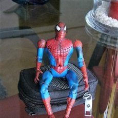Figuras y Muñecos Marvel: SPIDERMAN 16 CM. ARTICULABLE. Lote 199080406