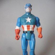 Figuras y Muñecos Marvel: MARVEL SUPER HEROES CAPITAN AMERICA TOY BIZ 1990. Lote 199178008