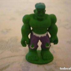 Figuras y Muñecos Marvel: FIGURA HULK 4 CM.-MARVEL 2011. Lote 199453358