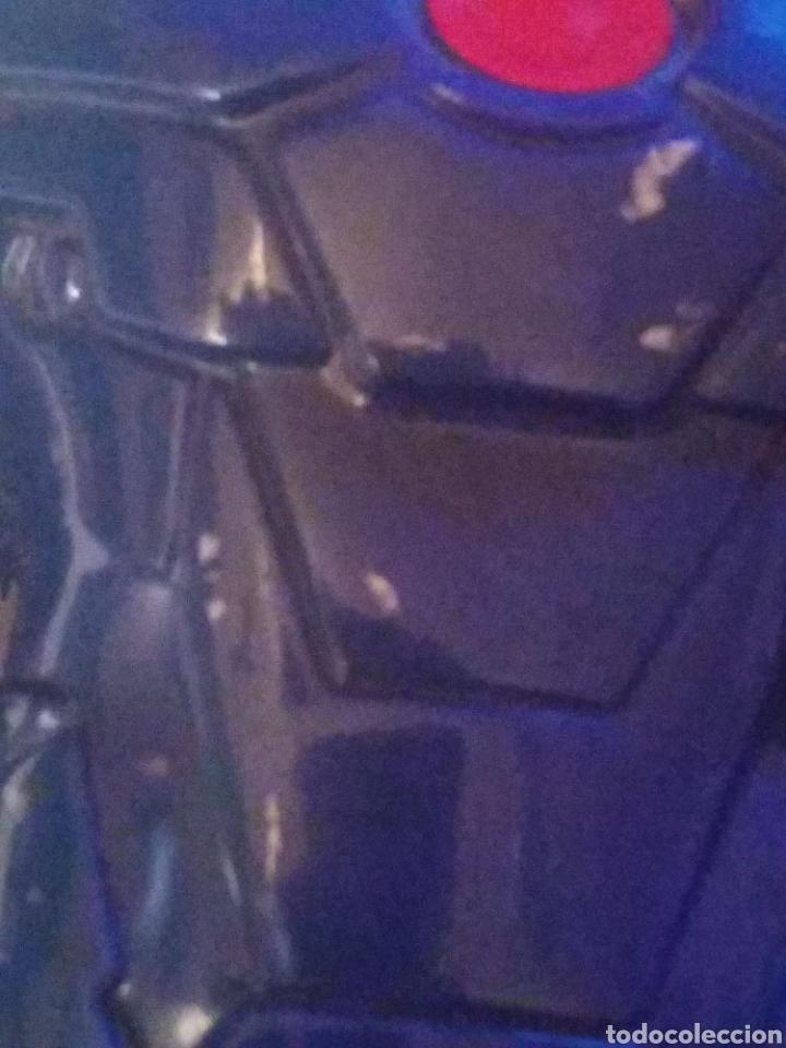 Figuras y Muñecos Marvel: LOTE IRON MAN CLASICO Y AZUL DE MARVEL. HASBRO 2013 - Foto 4 - 199989042