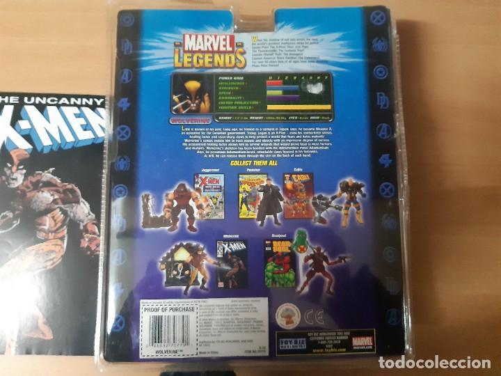 Figuras y Muñecos Marvel: Marvel legends,Lobezno - Foto 3 - 202788220