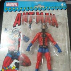 Figuras y Muñecos Marvel: ANT-MAN MARVEL LEGENDS AVENGERS VINTAGE HASBRO. Lote 262680250