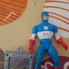 Figuras y Muñecos Marvel: CAPTAIN AMÉRICA SECRET WARS. Lote 204753722