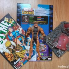 Figuras y Muñecos Marvel: MARVEL LEGENDS,DIENTES DE SABLE,TOY BIZ,2003. Lote 205249882