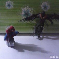 Figuras y Muñecos Marvel: MARVEL LOTE DE 2 FIGURAS BUITRE Y SPIDERMAN. Lote 205324741
