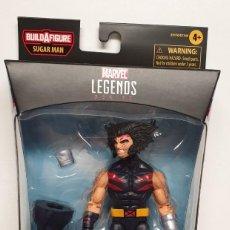 Figuras y Muñecos Marvel: ARMA-X - THE AGE OF APOCALYPSE - MARVEL LEGENDS SERIES SUGAR MAN / LOBEZNO FIGURA NUEVA. Lote 206317368