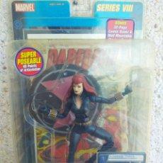 Figuras y Muñecos Marvel: MARVEL LEGENDS VIUDA NEGRA - BLACK WIDOW - DESCATALOGADA - VENGADORES - THOR - IRON MAN - HULK. Lote 38873858