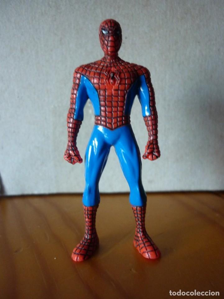 FIGURA DE SPIDERMAN - SIN MARCA 6,5 CM (Juguetes - Figuras de Acción - Marvel)