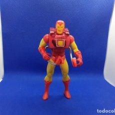 Figuras y Muñecos Marvel: IRON MAN FIGURA ARTICULADA TOY BIZINC.. Lote 206406527