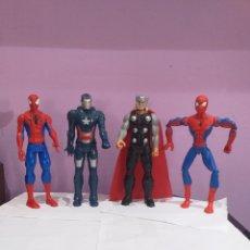Figuras y Muñecos Marvel: LOTE DE MUÑECOS MARVEL - VER LAS IMÁGENES. Lote 206562821