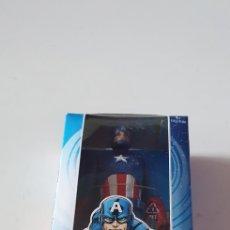 Figuras y Muñecos Marvel: MARVEL CAPTAIN AMERICA EN SU CAJA. Lote 206825158