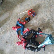 Figuras y Muñecos Marvel: VARIOS JUGUETES MARVEL SPIDERMAN. Lote 207374058