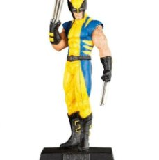 Figure e Bambolotti Marvel: LOBEZNO WOLVERINE FIGURA DE PLOMO MARVEL CLASSIC FIGURINE COLLECTION. Lote 209805175