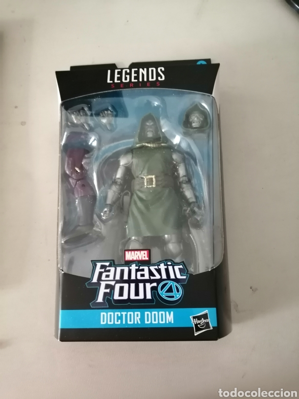 DOCTOR DOOM FIGURA 19 CM MARVEL LEGENDS (Juguetes - Figuras de Acción - Marvel)