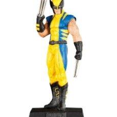 Figure e Bambolotti Marvel: LOBEZNO WOLVERINE FIGURA DE PLOMO MARVEL CLASSIC FIGURINE COLLECTION. Lote 210251187