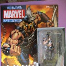 Figuras y Muñecos Marvel: FIGURA DE PLOMO MARVEL ARE Nº 151 , CON CAJA Y REVISTA. Lote 210522442