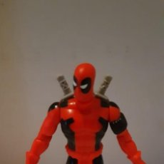 Figuras y Muñecos Marvel: FIGURA DE MASACRE DEADPOOL. X-FORCE. X-MEN MARVEL TOY BIZ. COMPLETA.. Lote 211857720