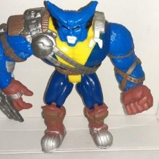 Figuras y Muñecos Marvel: FIGURA DE BESTIA (BEAST). X-MEN BATTLE BRIGADE. MARVEL TOY BIZ.. Lote 211858722