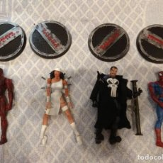 Figuras y Muñecos Marvel: MARVEL LEGENDS. URBAN LEGENDS. PACK DE 4 FIGURAS. INCLUYE SU CÓMIC.. Lote 211997956