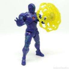 Figuras y Muñecos Marvel: IRON MAN VERSIÓN MARVEL MIGHTY BATTLERS STEALTH TECH ARMOR DE HASBRO AÑO 2012. Lote 212304927