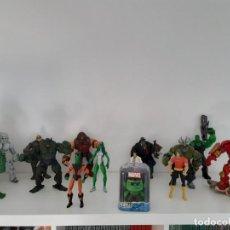 Figuras y Muñecos Marvel: COLECCION DE FIGURAS MARVEL LEGENDS HULK (MARVEL). Lote 212939253