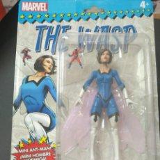 Figuras y Muñecos Marvel: THE WASP MARVEL LEGENDS AVENGERS VINTAGE HASBRO. Lote 262680270