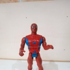 Figuras y Muñecos Marvel: MUÑECO ACCION BOOTLEG SPIDERMAN MARVEL - MUY DIFICIL - RARO. Lote 214261191