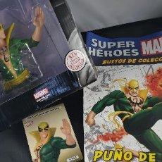 Figuras e Bonecos Marvel: MARVEL-FIGURA-BUSTO-COLECCION-2019-CON FASCICULO-VER FOTOS. Lote 215078377
