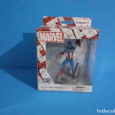 Figuras y Muñecos Marvel: CAPITAN AMERICA. MARVEL SCHLEICHS. Lote 215395470