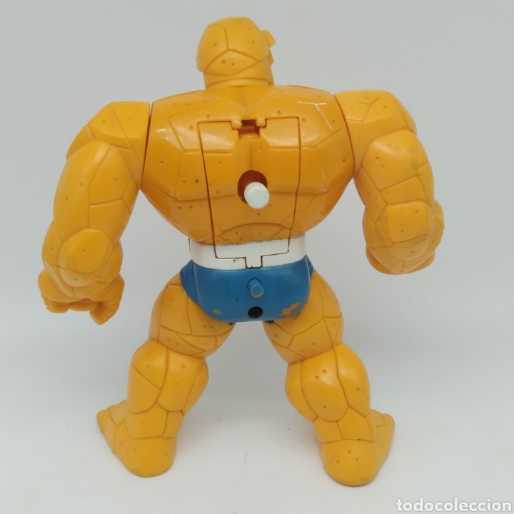 Figuras y Muñecos Marvel: La Cosa de Los 4 Fantásticos, de TOY BIZ, año 1995 - figura difícil de conseguir - Foto 2 - 216713312