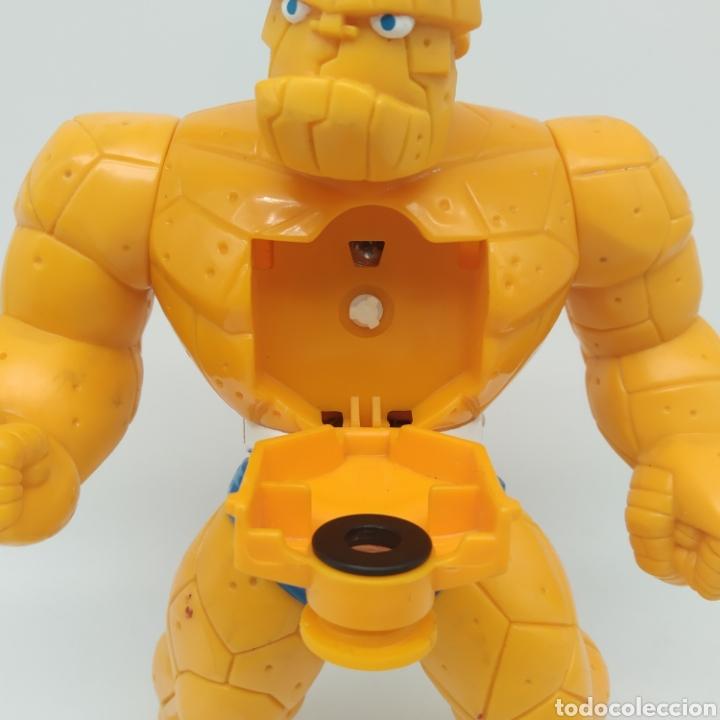Figuras y Muñecos Marvel: La Cosa de Los 4 Fantásticos, de TOY BIZ, año 1995 - figura difícil de conseguir - Foto 3 - 216713312