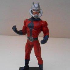 Figurines et Jouets Marvel: MARVEL FIGURA ANTMAN HOMBRE HOMBRE HORMIGA FIGURE SUPER HEROE HERO COMIC 9 CMS. Lote 217724016