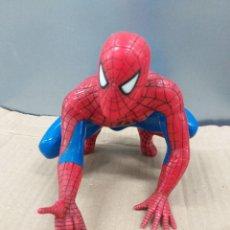 Figuras y Muñecos Marvel: FIGURA PVC MARVEL BOTE DE GEL SPIDERMAN FINALES AÑOS 90. Lote 217840548