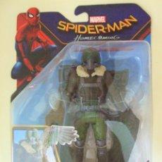 Figuras y Muñecos Marvel: FIGURA MARVEL´S VULTURE- SPIDER-MAN HOMECOMING DE REGRESO A CASA HASBRO SPIDERMAN HOME COMING BUITRE. Lote 218253991
