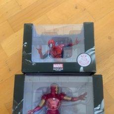Figuras y Muñecos Marvel: LOTE FIGURAS MARVEL NEW COLLECTION SPIDER MAN Y IRONMAN. Lote 218290847