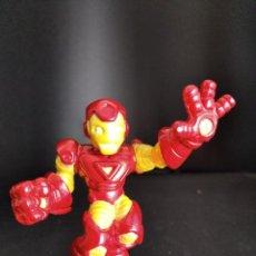 Figuras y Muñecos Marvel: IRON-MAN - SUPERHERO SQUAD MARVEL - HASBRO 2008 -. Lote 218760568