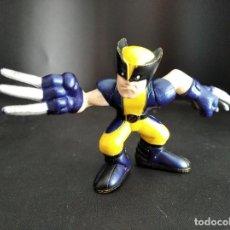 Figuras y Muñecos Marvel: LOBEZNO - SUPERHERO SQUAD MARVEL - HASBRO 2008 -. Lote 218760598