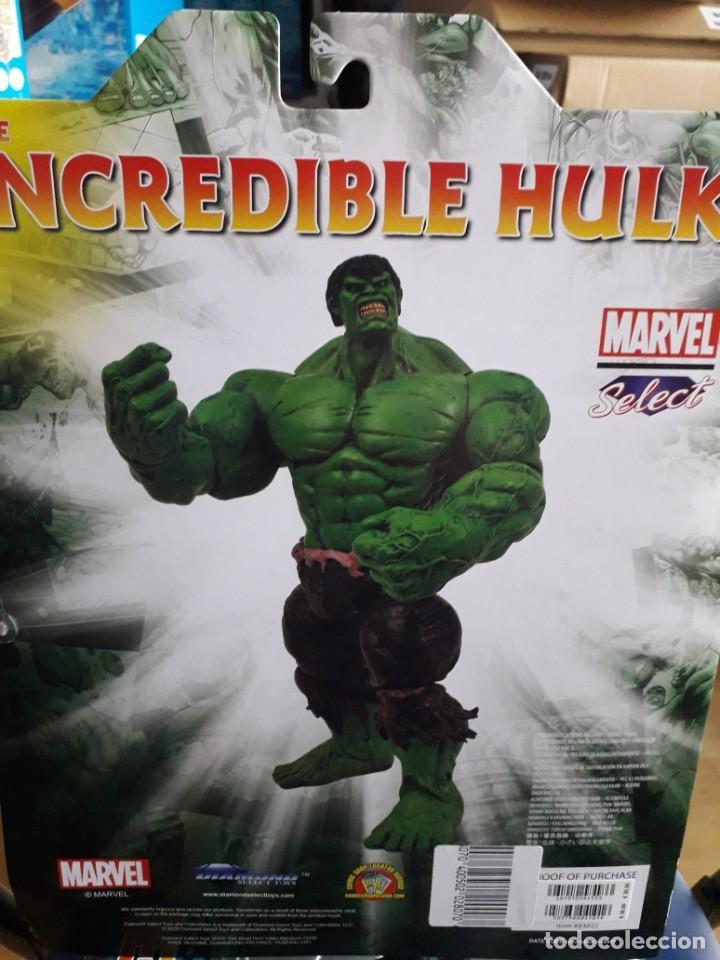 Figuras y Muñecos Marvel: HULK de MARVEL select impresionante - Foto 2 - 269294503