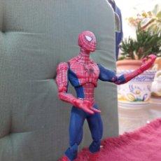 Figuras y Muñecos Marvel: FIGURA DE ACCIÓN SPIDERMAN ARTICULADA 25 CENTÍMETROS MARVEL 2007/SUPER HEROE DE COMIC Y DE PELÍCULA. Lote 219053275