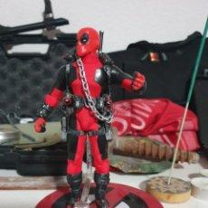 Figuras y Muñecos Marvel: MEZCO TOY ONE:12 MARVEL DEADPOOL. Lote 219525627