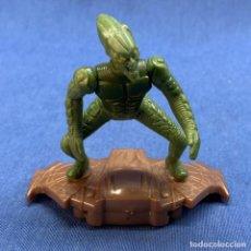 Figuras y Muñecos Marvel: FIGURA DUENDE VERDE - GREEN GOBLIN - VILLANO SPIDERMAN - MARVEL - AÑO 2002. Lote 219530095
