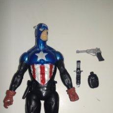 Figuras y Muñecos Marvel: MARVEL SELECT CAPITÁN AMÉRICA BUCKY BARNES. Lote 219629132